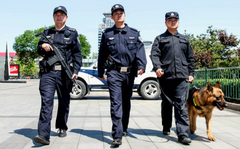 Beijing police to patrol Italy streets to bust Asian gangs