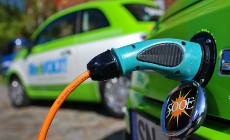 Germany greens streets with €4,000 discount on every e-car