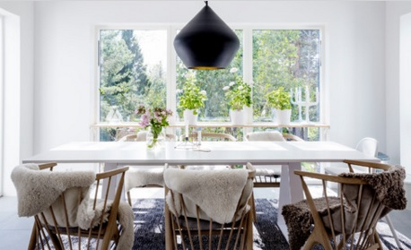 What word do you use to describe Scandinavian style?