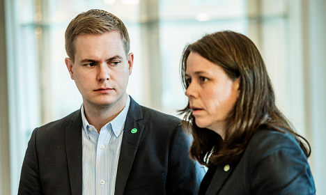 Green Party leaders: We have no plans to resign