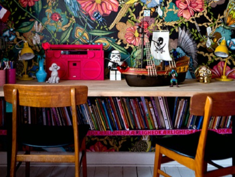 Inspiration: 8 of Sweden's most colourful homes