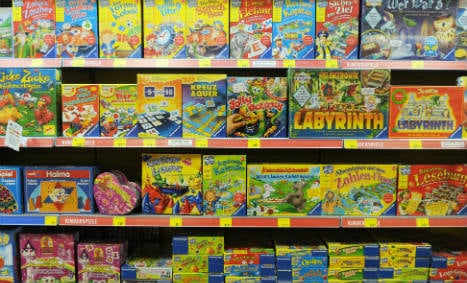 Boys, 8, go on two-day robbery spree at toy store