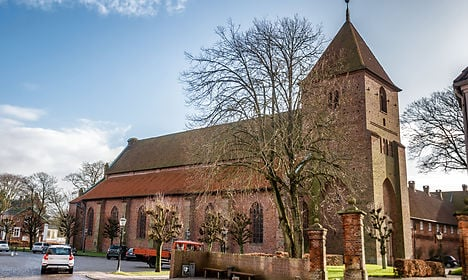 Danes leaving the church in droves