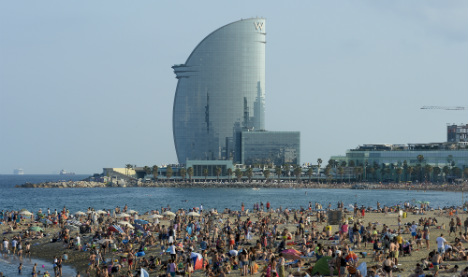 Man stayed in 14 luxury hotels in Barcelona without paying