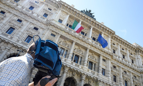 7,000 Italians wrongfully imprisoned each year: report