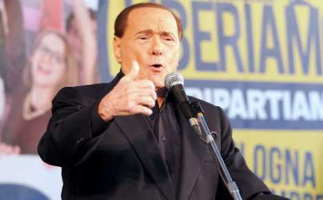 Seven courts to try Berlusconi over sex, lies and party girls