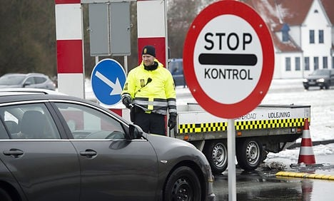 Denmark border controls get yet another month