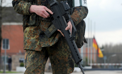 German soldiers 'may have joined Isis in Syria'