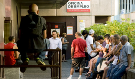 Spain sees unemployment rise in first quarter of 2016