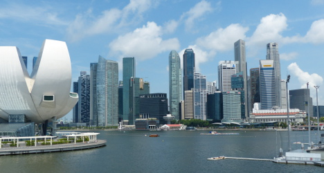 Singapore boots out scandal-hit Swiss bank