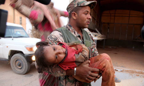 German justice to tackle Syrian war crimes