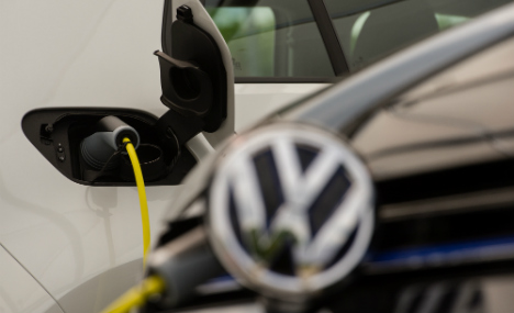 VW bets on battery factory for electric car dominance