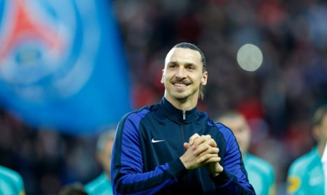 Will departing Zlatan sign off from PSG in style?