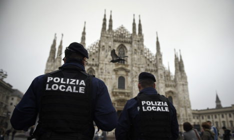 Two Italy suspects freed in terror threat 'blunder'