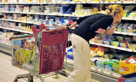French supermarkets to test colour-coded 'nutrition logos'
