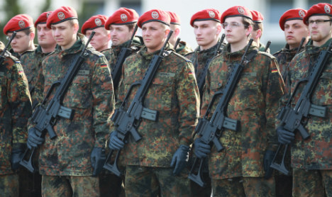 Berlin to beef up German military after years of cuts