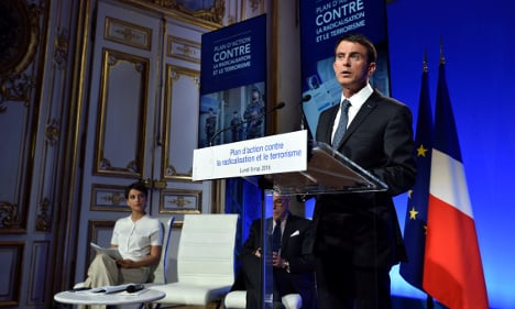 France unveils new €40m plan to fight radicalization
