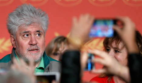 Almodóvar fights back over Panama Papers 'exaggeration'
