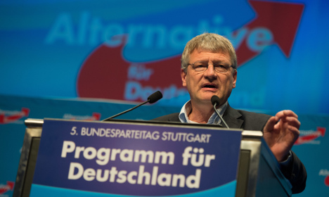 Germany's right-wing AfD adopts anti-Islam manifesto
