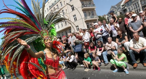 IN PICTURES: Berlin's Carnival of Cultures