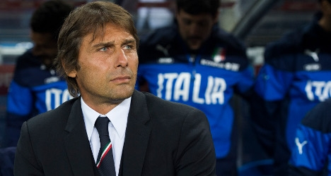 Pirlo and Balotelli missing as Conte finetunes Italy squad