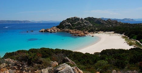 Italians petition to save paradise island's hermit
