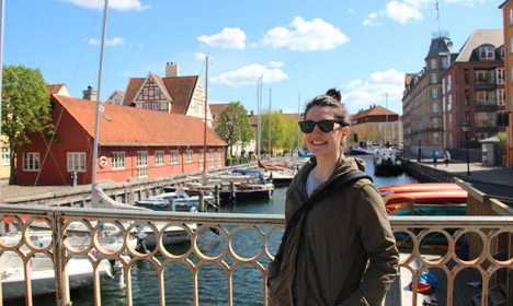 'Copenhagen offers a more healthy and happy balance'