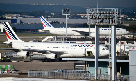 Air France pilots set for four-day strike after rejecting deal
