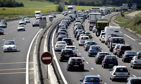 The ten most expensive motorways in France