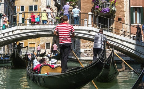 It's OK to call Venetians 'drunks', says Italy's top court