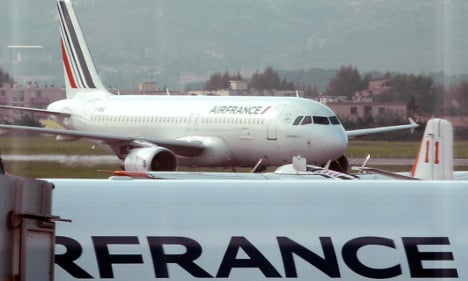 Air France pilots call off planned four-day strike