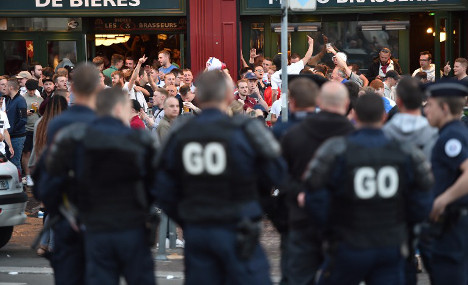 Lille braced for influx of English, Welsh and Russians