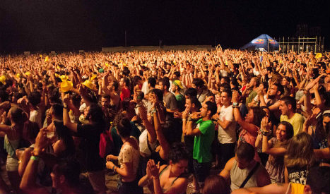 Spain's top 10 awesome summer music festivals