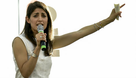 Romans go to polls to elect first female mayor