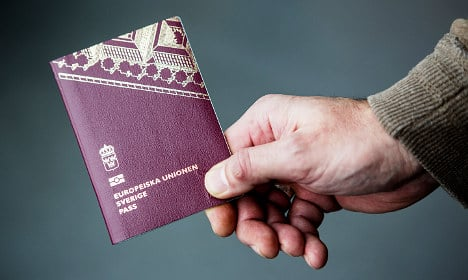 Citizenship applications up 500% for Brits in Sweden