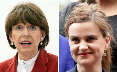 Stabbed Cologne mayor mourns Jo Cox death