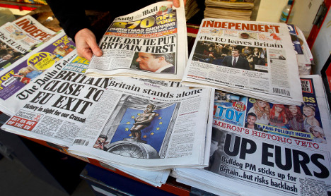 Brits in Sweden 'least informed' about EU vote