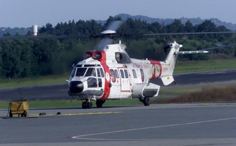 Norway helicopter ban spreads across Europe