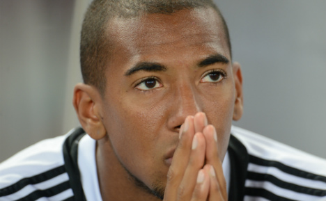 Boateng won't take family to Euros over terrorism fears