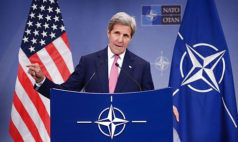 John Kerry to visit Denmark and Greenland
