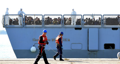 More than 3,300 migrants rescued off Libya