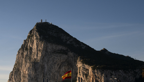 Gibraltar 'in talks' with Scotland to remain in the EU