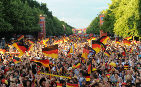 How to sound like a football expert with your German pals