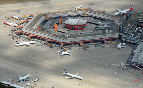 Plane evacuated after security threat at Berlin airport