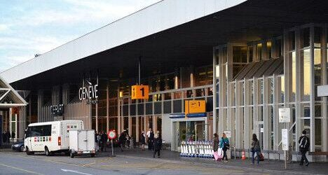 Police step up security at Geneva airport after tip-off