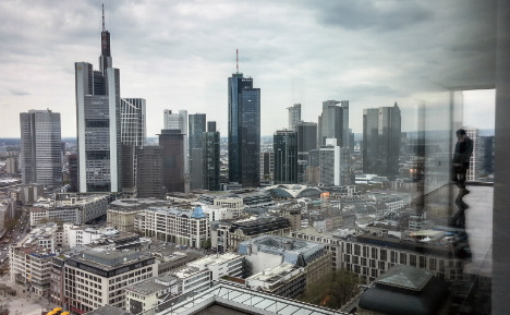 Property firms expect Frankfurt to win big on Brexit