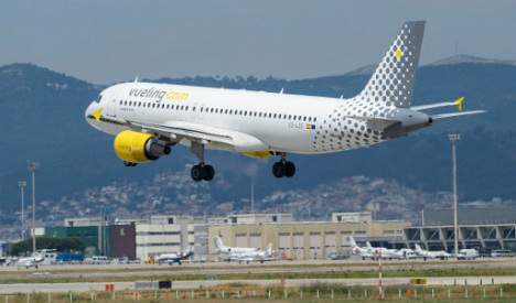 Spanish airline Vueling cuts flights for sixth day running