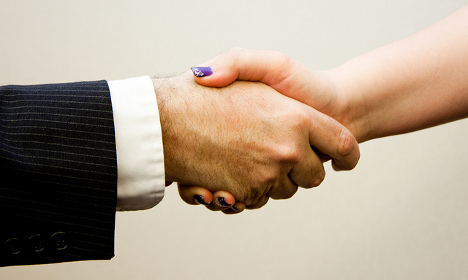 Pupil's refusal to shake hands with teacher leads to walk out