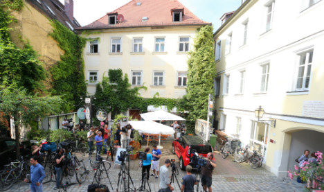 Sleepy Bavarian town left shocked by suicide attack