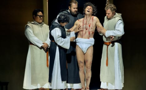 Rapturous reception at Wagner fest's opening night